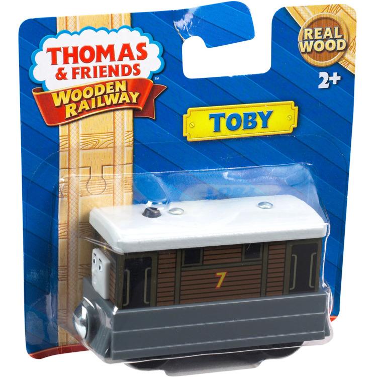 Thomas De Trein Toby Hout