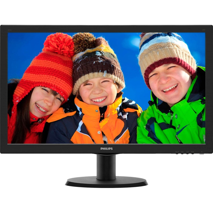 Philips 243V5LHAB/00 Monitor