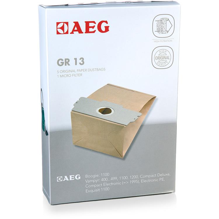 Image of AEG 2681032091 Gr13 Stofzak Compact Gr.11/13