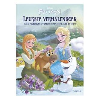 Image of Disney Frozen - Leukste Verhalenboek