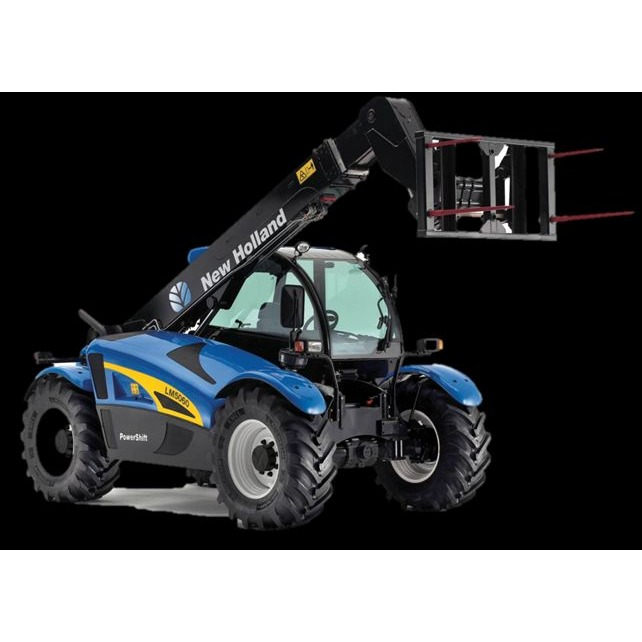 Image of New Holland LM742 Telescooplader Britains