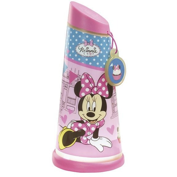 Disney Minnie Mouse Go Glow Night Light