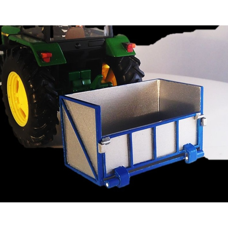 Image of Tractor Aanhang Box Britains
