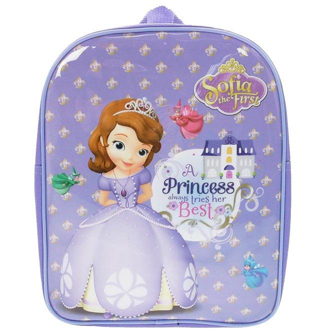 Prinses Sofia rugzak