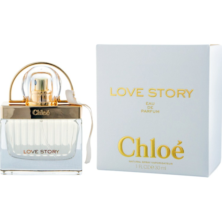 Image of Love Story Eau De Parfum, 30 Ml