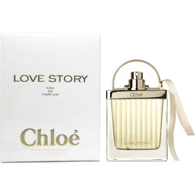 Image of Chloé Love Story Eau de Parfum 50 ml