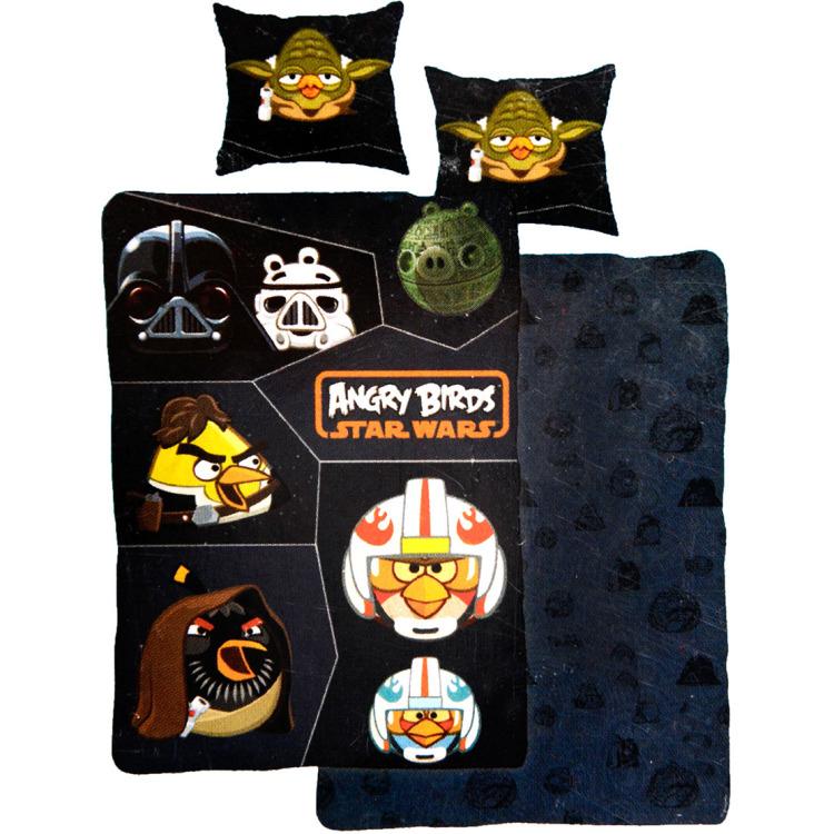 Star Wars Angry Birds dekbedovertrek