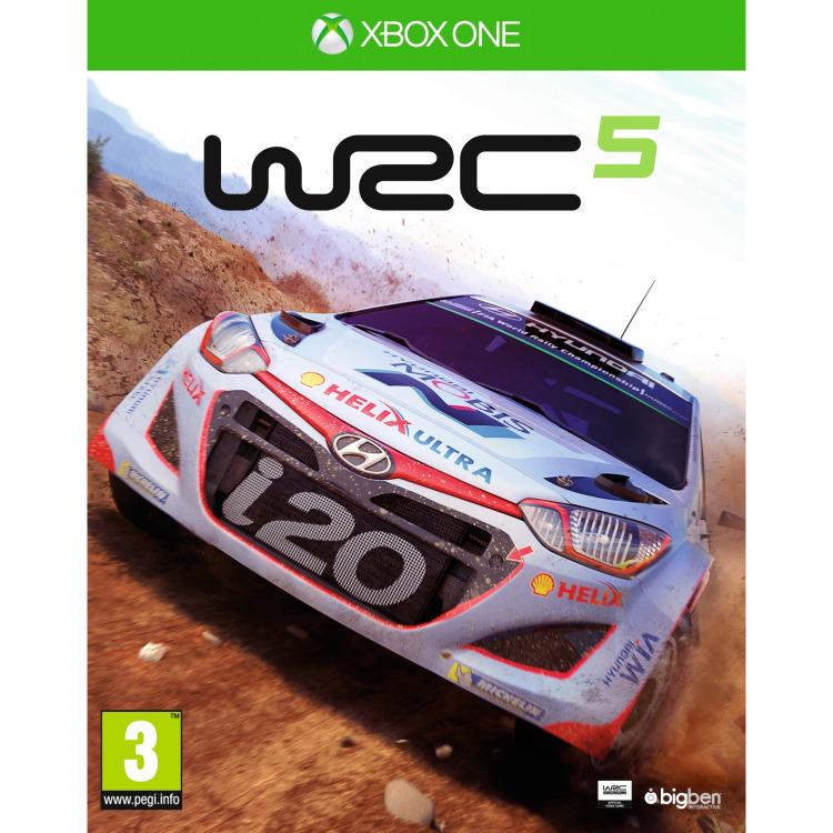 Image of Big Ben WRC 5 Xbox One