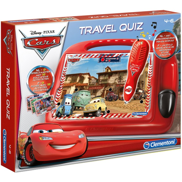 Image of Cars Travel Quiz