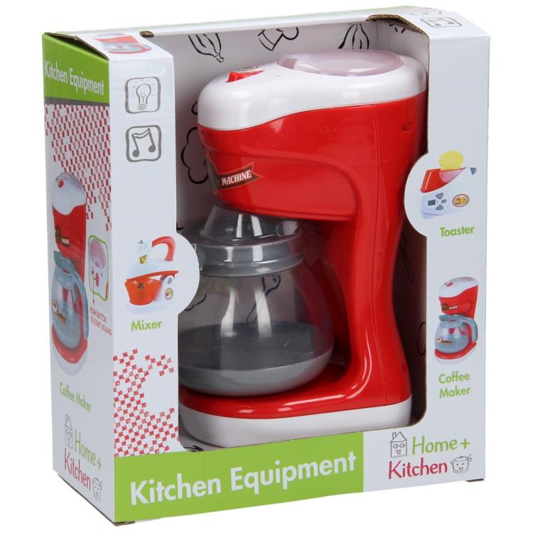 Home & Kitchen Koffieapparaat Met Licht En Geluid