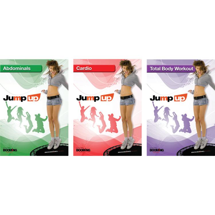 Image of Jump Up 3-delige DVD Set