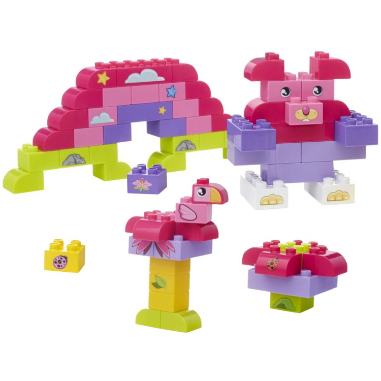 Junior Builders Endless Building Girl.(50pcs)