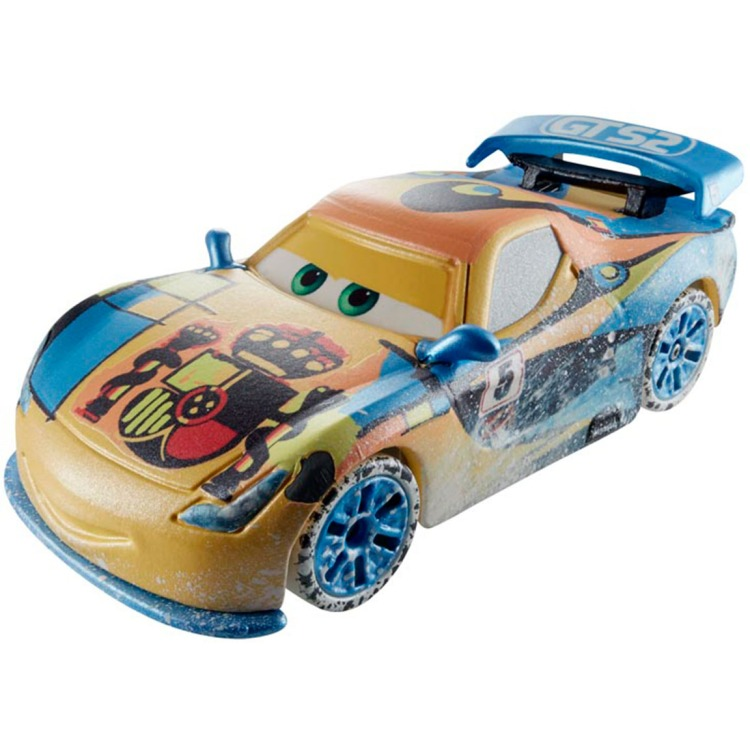 Image of Disney Cars Carbon Racers - Miguel Camino