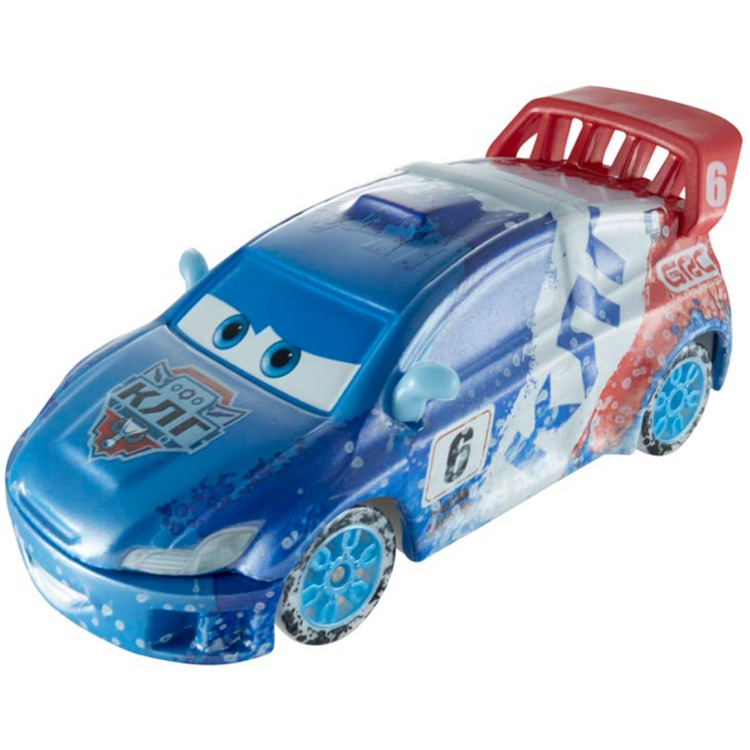 Image of Disney Cars Ice Racers - Raoul CaRoule