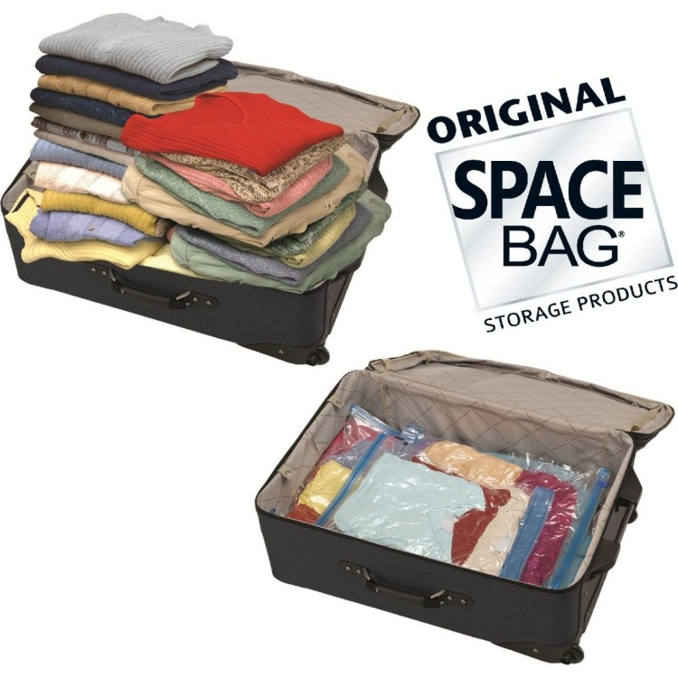 Space Bag TravelBag 4-delig