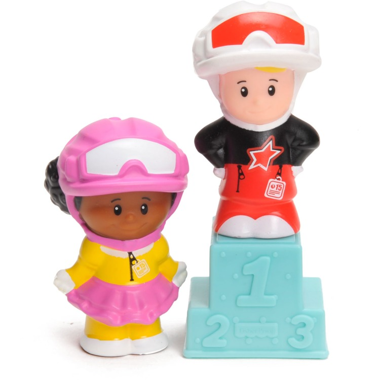 Image of Fisher Price Figuren R9829