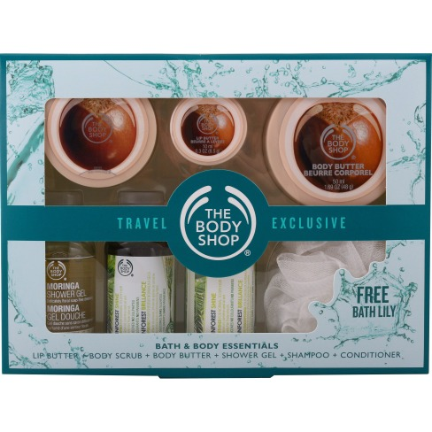 Image of Bath & Body Essentials Cadeauset, 7