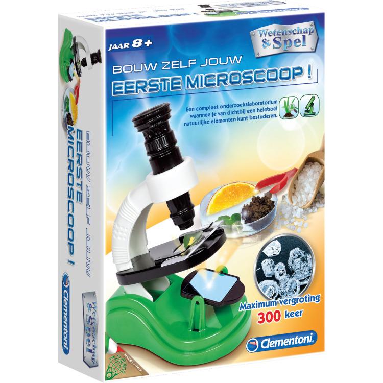 Image of Bouw zelf jouw eigen microscoop