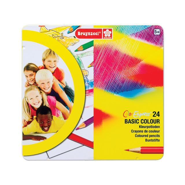 Image of ColorExpress Basic Colour Kleurpotl