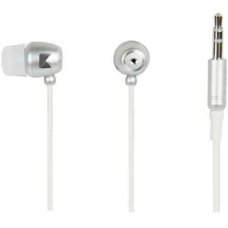 In-ear oordopjes zilver