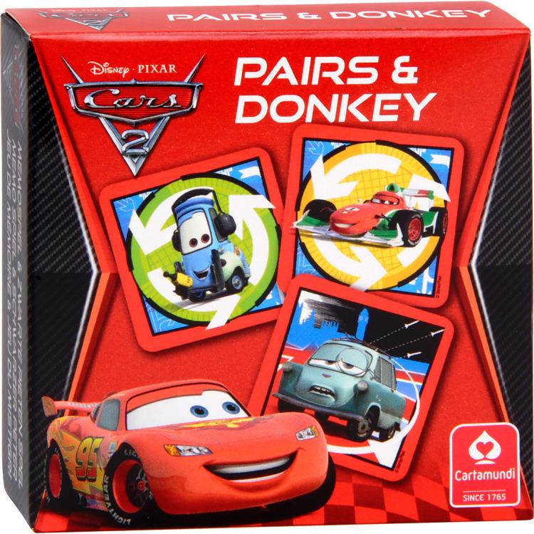 Image of Cars Memo en Zwarte Pieten