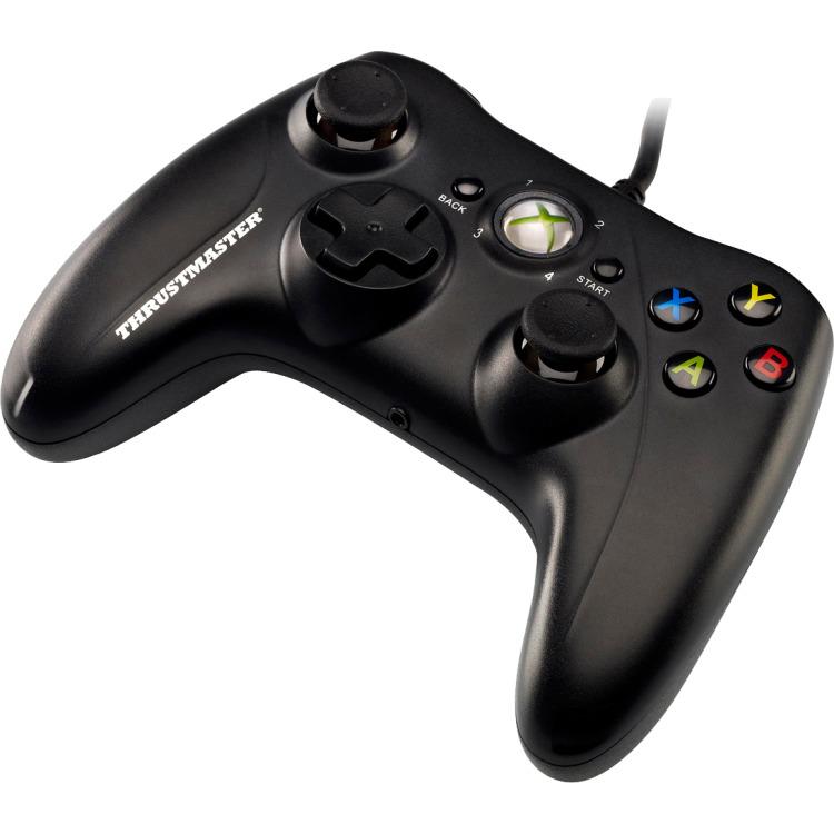 Thrustmaster GPX Controller Zwart Xbox 360 + PC