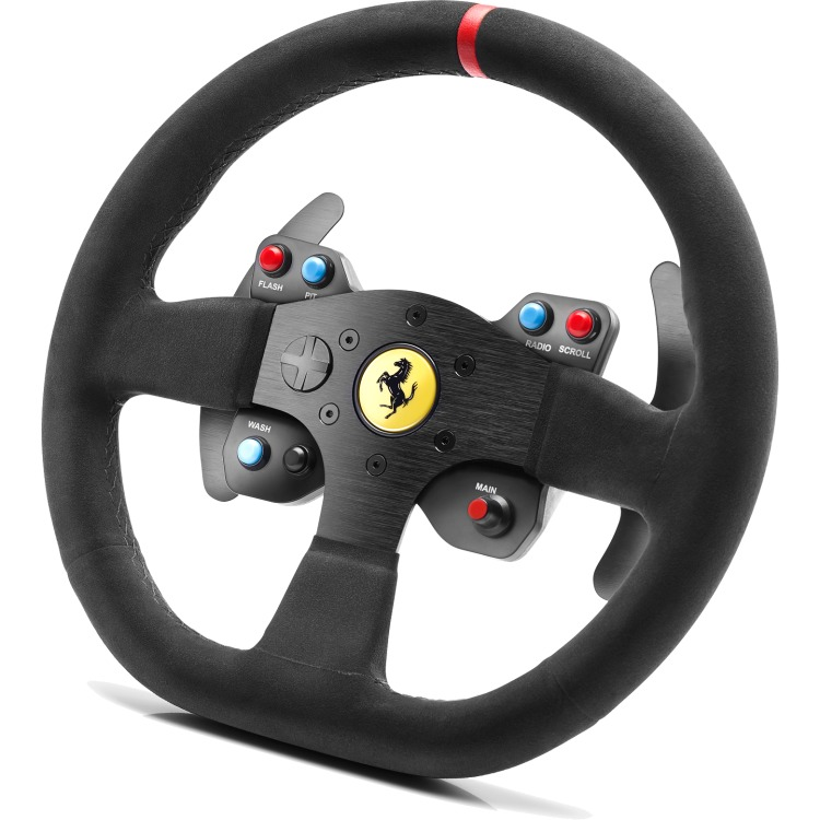 Thrustmaster Ferrari F599XX EVO 30 Racestuur - Add-On PS4 + PS3 + Xbox One + PC