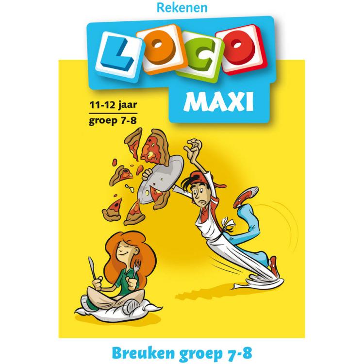 Image of Breuken groep 7-8 Loco Maxi