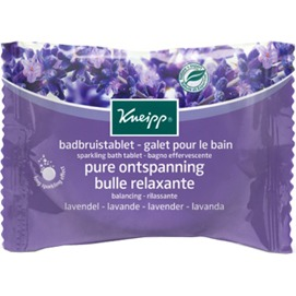 Image of Badbruistablet Lavendel, 80 G