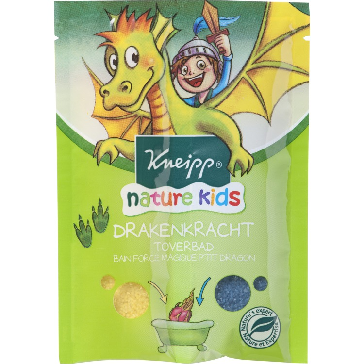 Image of Nature Kids Drakenkracht Toverbad, 40 G