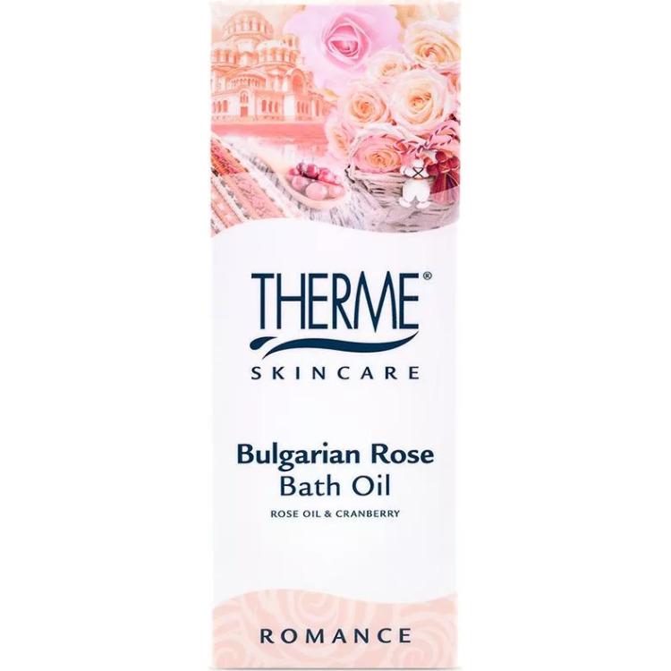 Image of Bulgarian Rose Bath Oil, 100 Ml