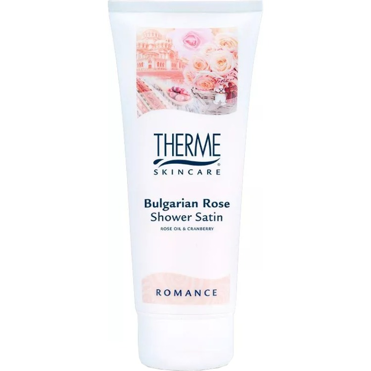 Image of Bulgarian Rose Shower Satin, 200 Ml
