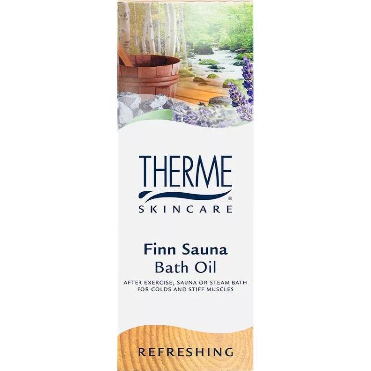Image of Finn Sauna Bath Oil, 100 Ml