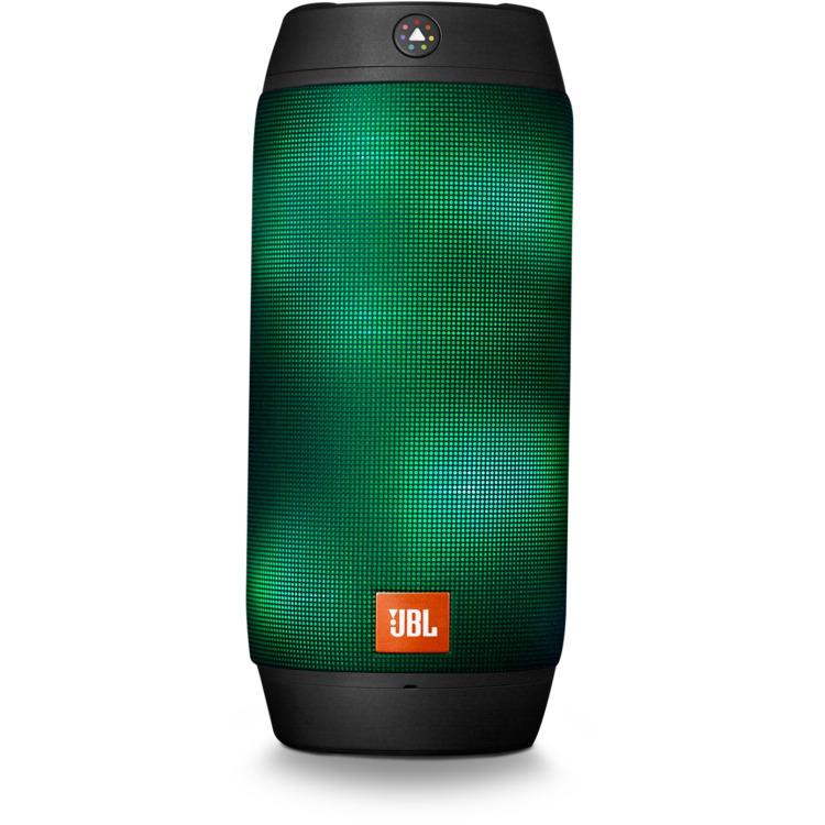Image of Bluetooth luidspreker JBL Harman Pulse 2 Handsfree-functie, Spatwaterdicht Zwart