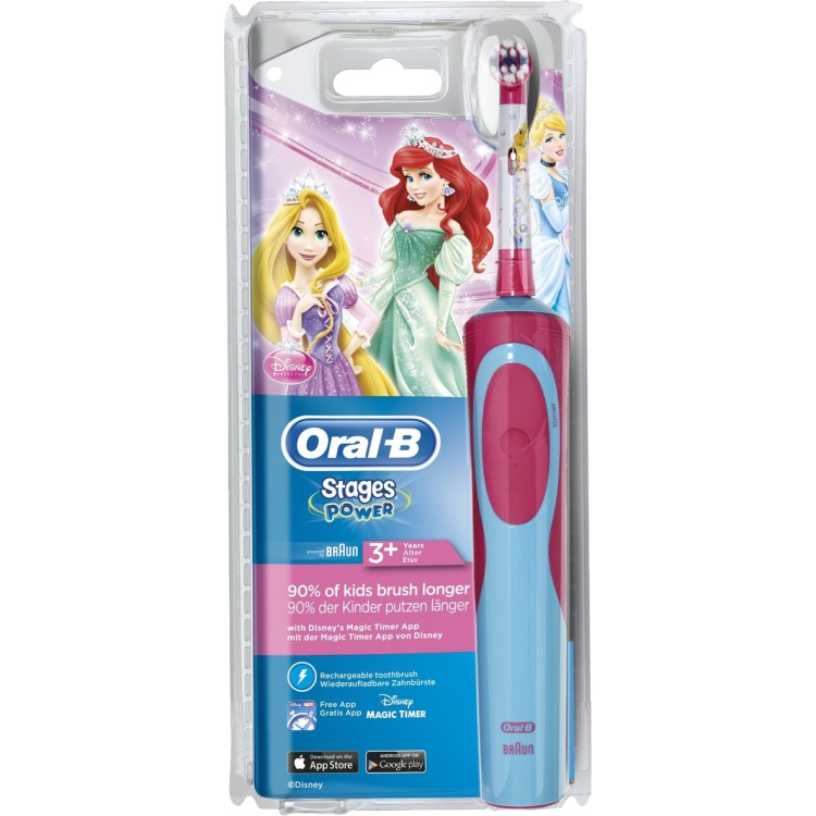 Braun oral-b stages power princess