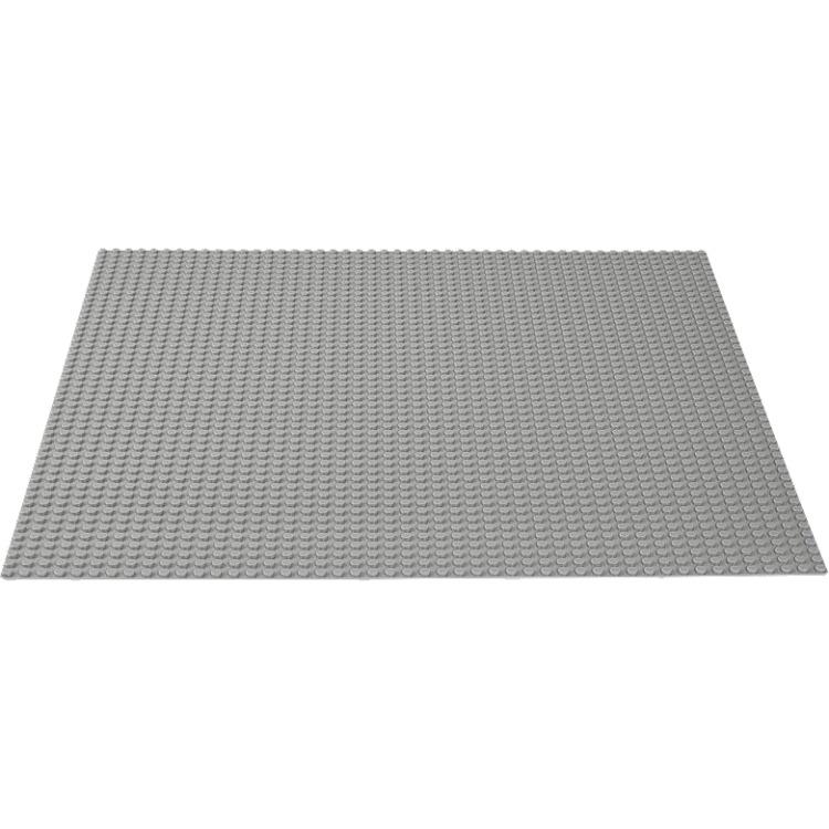 LEGO Classic bouwplaat grijs 10701
