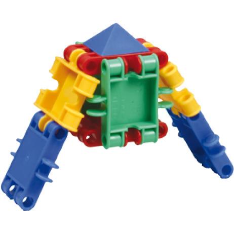 Clics Box 28 Stuks - Constructie blokken