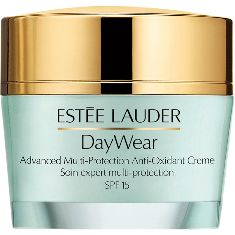 Estée Lauder Daywear gecombineerde huid