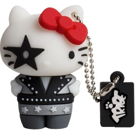 Tribe Hello Kitty Kiss  Starchild USB 8GO