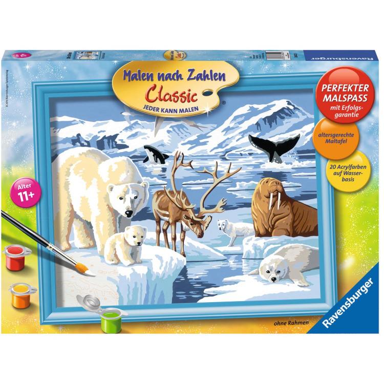 Image of Ravensburger Tiere der Arktis