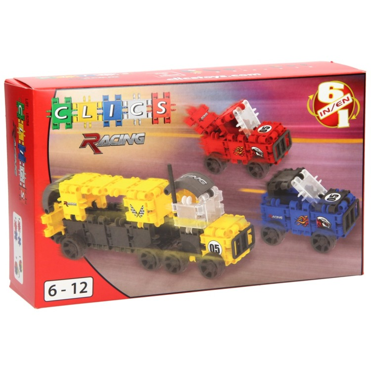 Image of Clics Racing Box - 6in1
