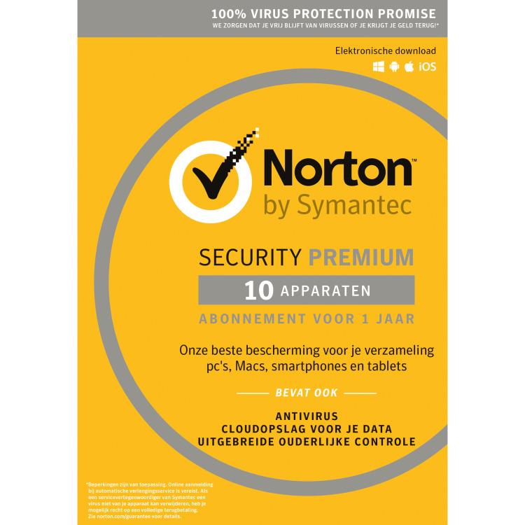 Security Premium Software>Software Norton kopen? Lees eerst dit.