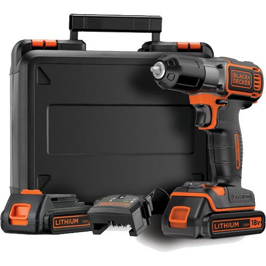 Black+Decker boor-schroefmachine