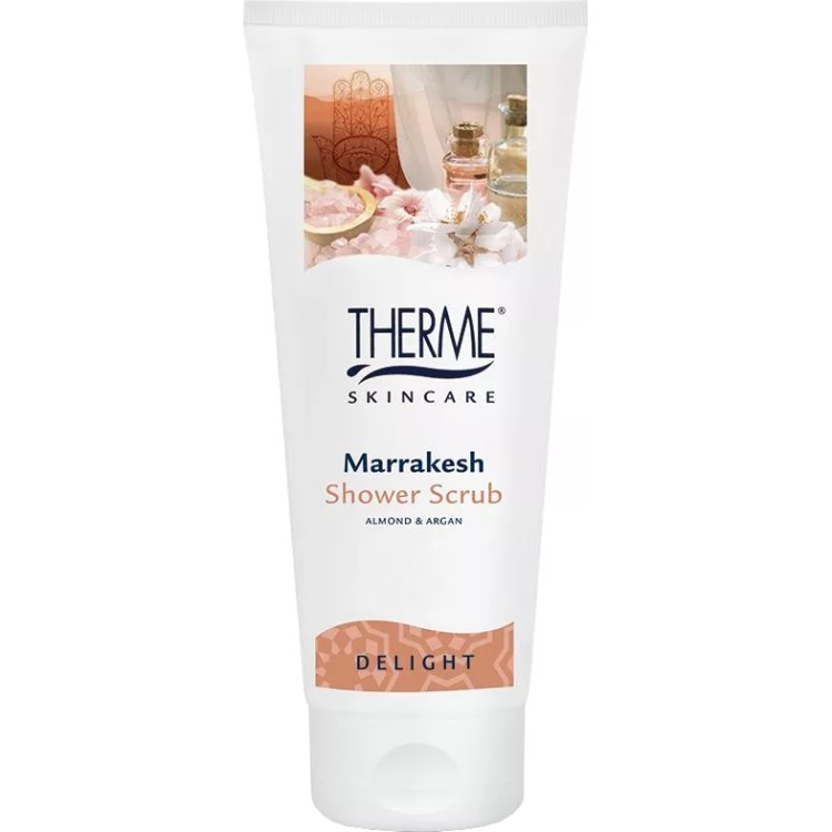 Image of Marrakesh Shower Scrub, 200 Ml