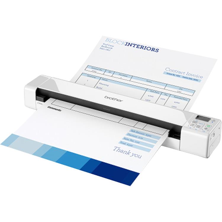 DS-820W Mobiele Scanner