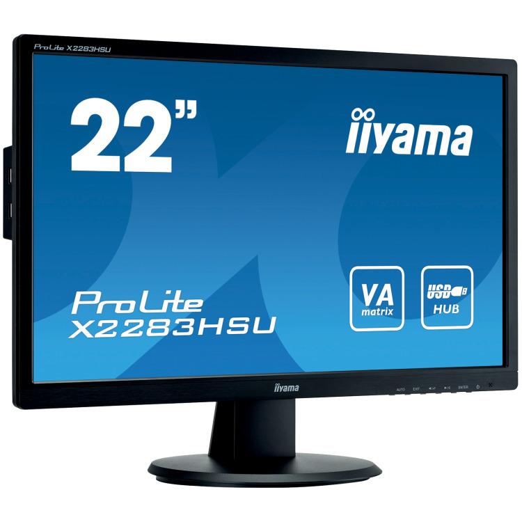iiyama ProLite X2283HSU-B1DP 21.5