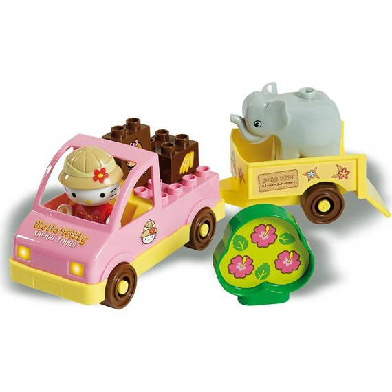 Image of Hello Kitty Unico Mini Safari
