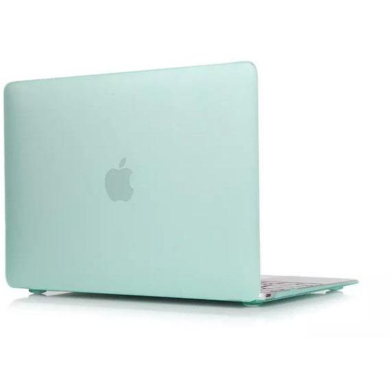 Gecko - 'Clip On' Beschermhoes Voor Apple MacBook 12 Inch (Groen)