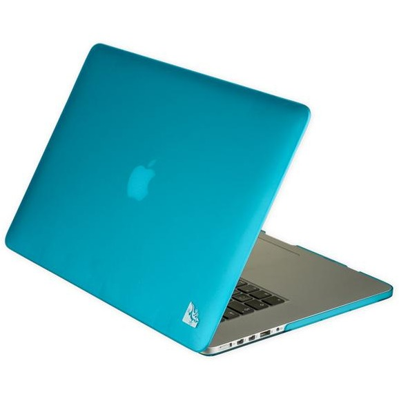 Gecko Covers 'Clip On' hoes voor MacBook Pro 15 inch Retina - Blauw