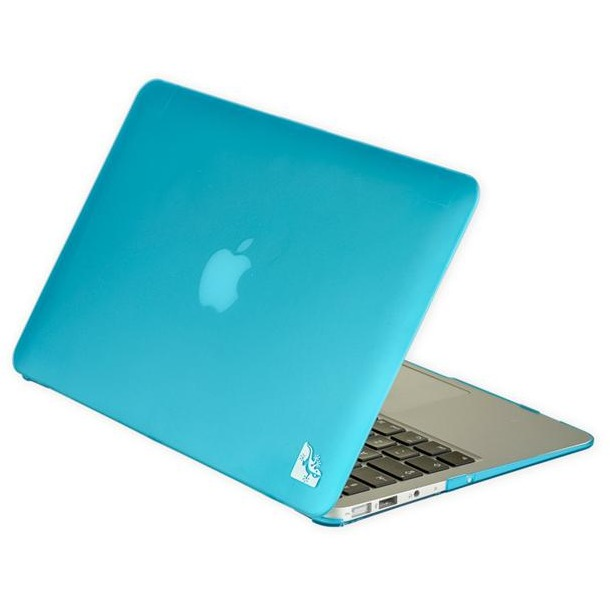 Gecko Covers 'Clip On' hoes voor MacBook Air 13 inch - Blauw